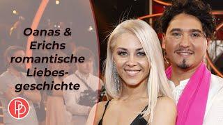 Oana nechiti und erich klann sind das traumpaar der deutschen tanzwelt. ihre romantische liebesgeschichte könnte glatt aus hollywood kommen. wie sich un...