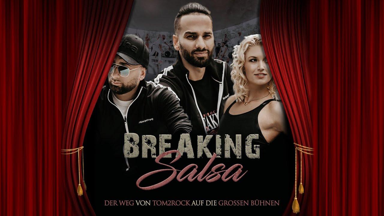 Breaking Salsa - Der Weg von Tom2Rock auf die großen Bühnen