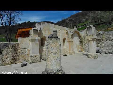 Армения, Монастырь Агарцин / Haghartsin Monastery