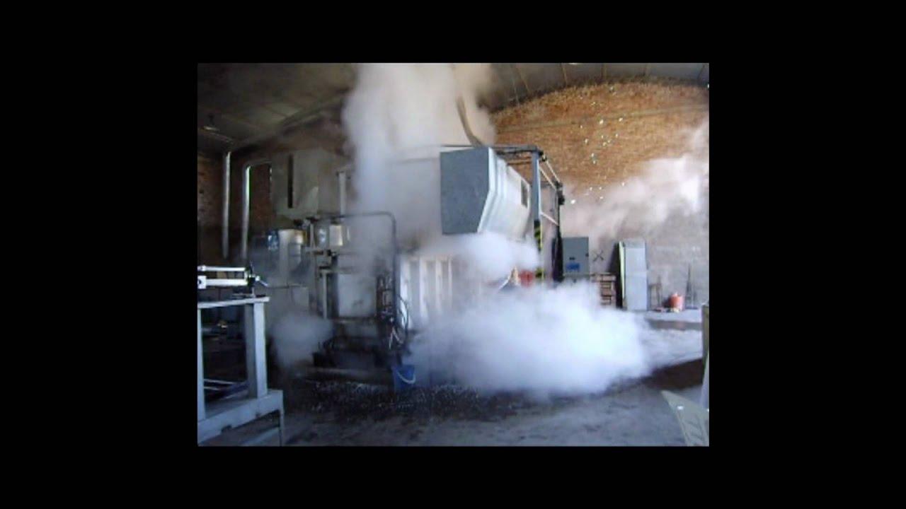 Proceso de fabricacion del EPS poliestireno expandido