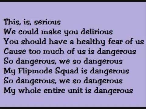 Busta Rhymes Dangerous Lyrics