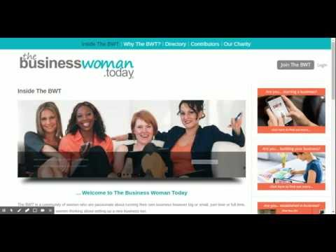 Business Community for Women - Business Women Network