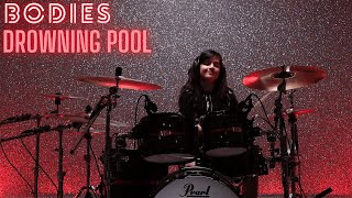 Bodies - Drowning Pool   Drum Cover By Henry Chauhan