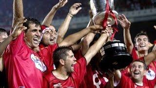 Mallorca 3 Recreativo de Huelva 0 | Final Copa del Rey 02-03 | Emisión TVE