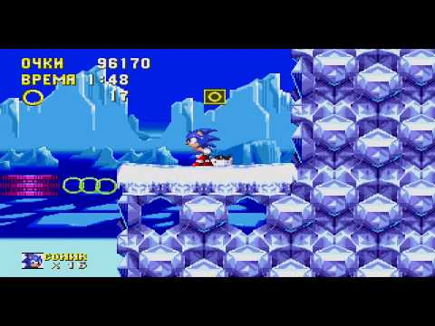Sonic 3,SegaMD,часть 2(русская версия).
