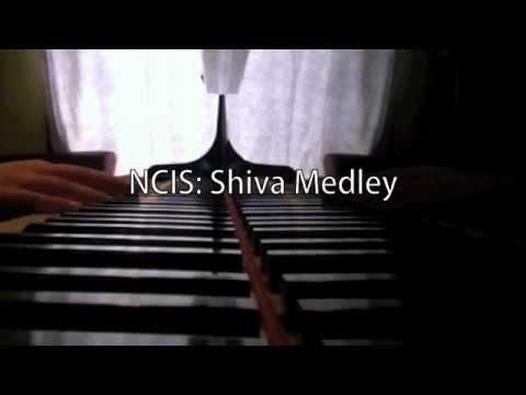 NCIS Piano Cover: Shiva Medley