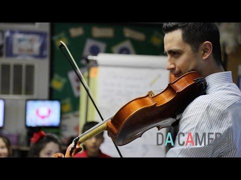 Da Camera's Young Artist Program: What to expect