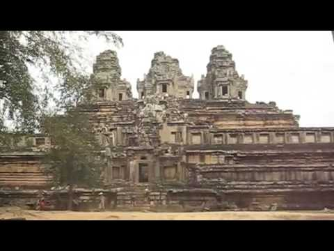 Wakefield Round the World - Cambodia - Part 1