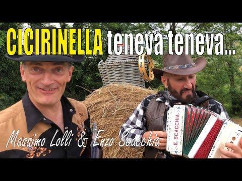 CICIRINELLA TENEVA TENEVA - ENZO SCACCHIA e MASSIMO LOLLI