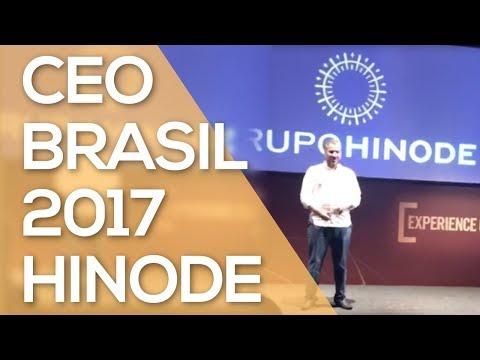 CEO da Hinode, Sandro Rodrigues - Forum CEO Brasil - (de R$10mi a R$ 2 BILHÕES)
