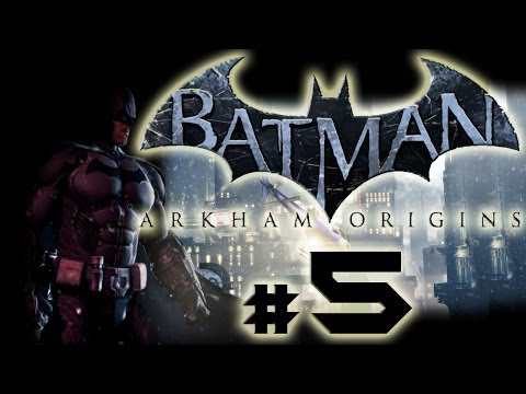 "Jump In Batman: Arkham Origins [German] #5 ""Das Versteck des Vogels"" [HD+] (Let's Play Batman)"