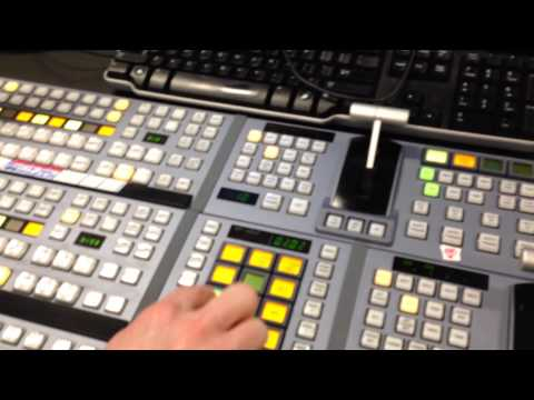 Sony MVS3000APAC HD SD Multi format Production Switcher with ...