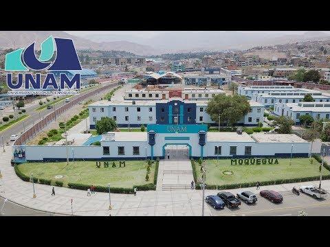 Video Institucional de la Universidad Nacional de Moquegua UNAM 2018