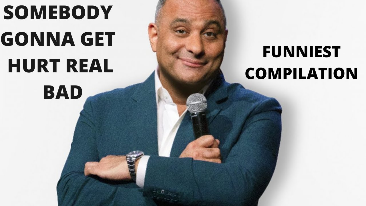 Download Russell Peters - Best of Stand Up comedy. Funniest compilation