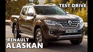 Renault Alaskan (2018) Test Drive