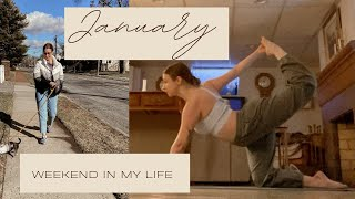 January Weekend In My Life: Gigi Hadid Pasta, Night Stalker, and Big Life Changes!