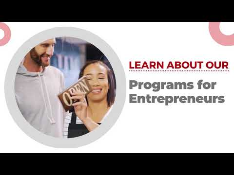 Learn About Programs For Entrepreneurs (OLD)
