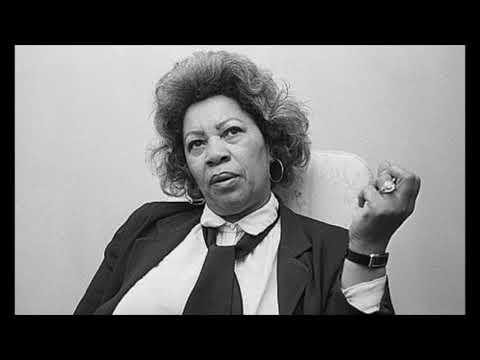 Toni Morrison Lecture, Chicago,  1991