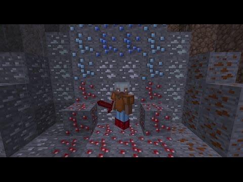 Minecraft The Mining Mod 1.7.10