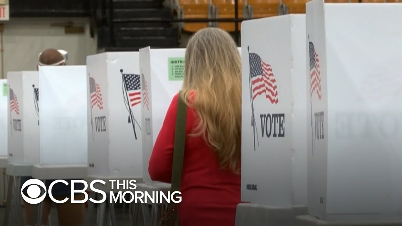 Download States struggle to get the poll workers needed for Election Day