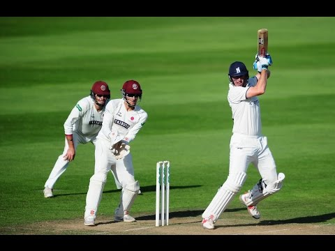 Somerset & Warks set for fascinating 3-day finish - Somerset v Warks, Day Two