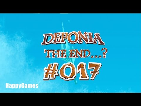 """""""Loosing all of our Chances …"""" Deponia #017 · HappyGames  """