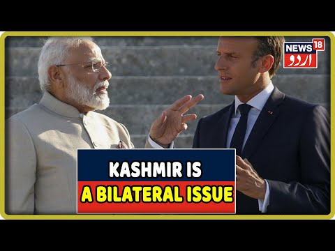 Emmanuel Macron Supports India On Kashmir After Talks With Modi, Says Must Resolve Issue Bilaterally