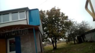Убогие магазины украинского села.
