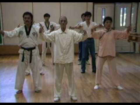 Master Ji - 80 year old Qi Gong master from China - 1986