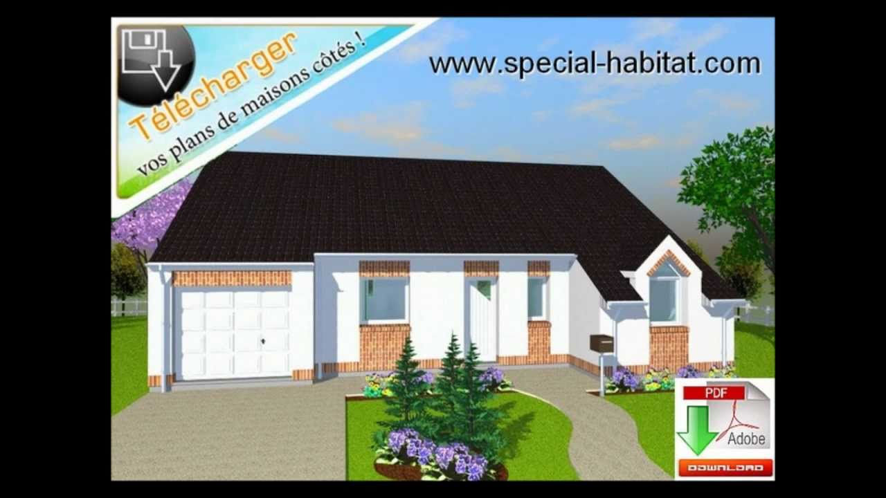 www.plans-de-maison-moderne.com - vue 3D - building a modern house - the sims 3 - YouTube