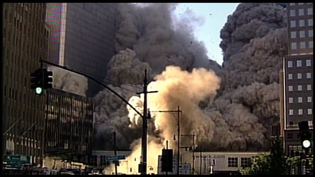 102 Minutes - The Attack on WTC, Part 2 - YouTube