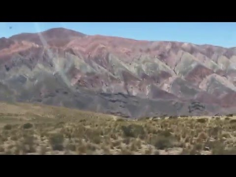 An unknown corner of Northern Argentina: El Hornocal