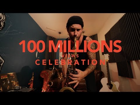 Jimmy Sax - Kiss My Sax ( 100 Millions Views Celebration)