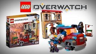 Lego Overwatch | Dorado Showdown