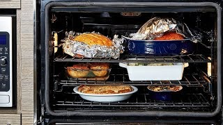 How to manage your limited oven space on Thanksgiving