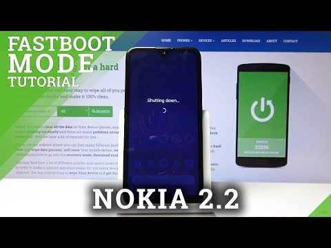 How To Open Fastboot Mode In Nokia 2.2 – Exit Nokia Fastboot