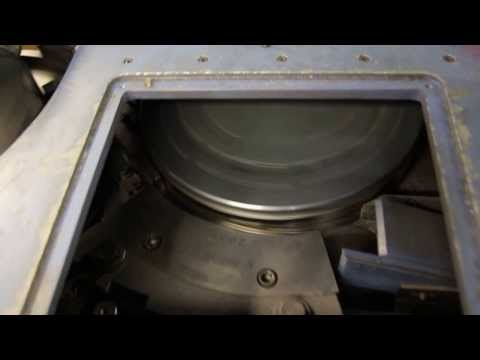 Upsetting Mill Places Rims for Coin at Philadelphia Mint
