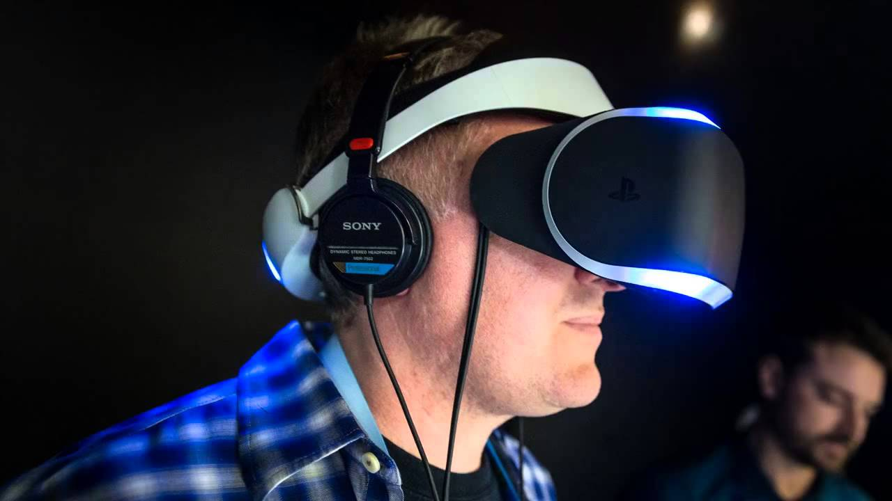 These PSVR games prove Sonys PS4 virtual reality headset