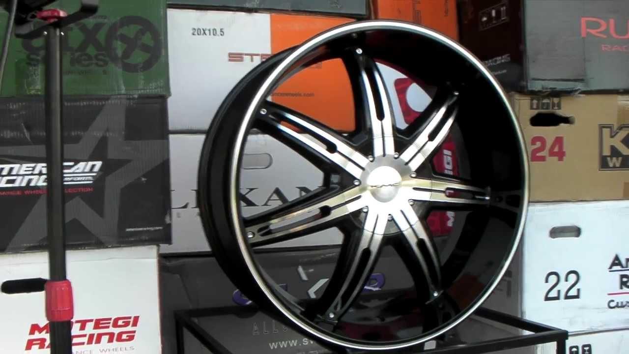 Wwwdubsandtirescom Kmc Wheels 24 Inch Surge Km665 665