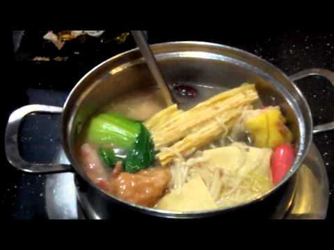 TIC - 49 RMB All you can Eat & Drink Hot Pot at Tang Sound/汤响