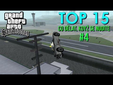 Top 15 - Zábavné činnosti, které můžete dělat v GTA San Andreas #4