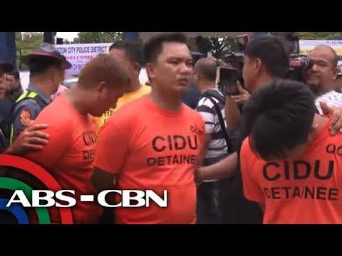 TV Patrol: Pulis, PDEA at MMDA agents, dawit sa 'huli-dap' ng Chinese