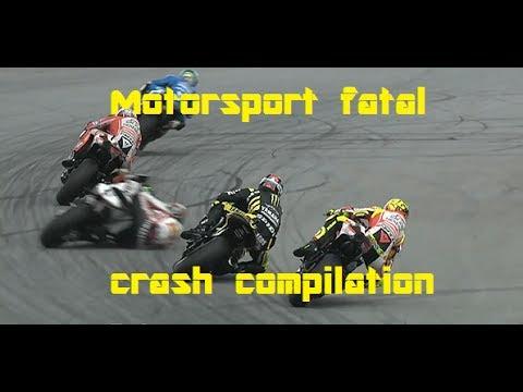 Motorsport Fatal Crash Compilation