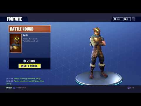 Fortnite New Daily Items | Item Shop