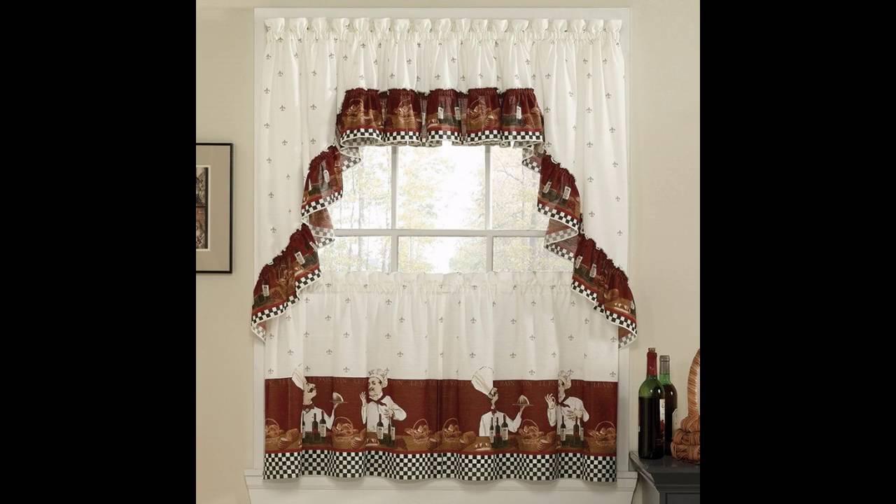 cortinas para comedores