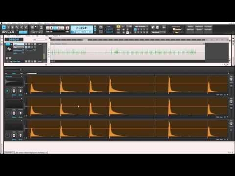 Layering Samples in Drum Replacer - Cakewalk Software
