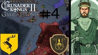 CK2 Game of Thrones |  Renly Baratheon #4 | The Defiance of Pyke.
