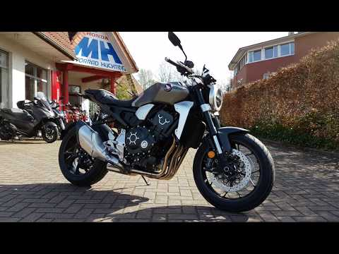 HONDA CB 1000 R NEO SPORTS CAFE 2018 WALK AROUND VIDEO