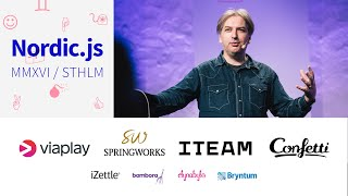 Nordic.js 2016 • Jeremy Keith - Resilience: Tried and tested approaches