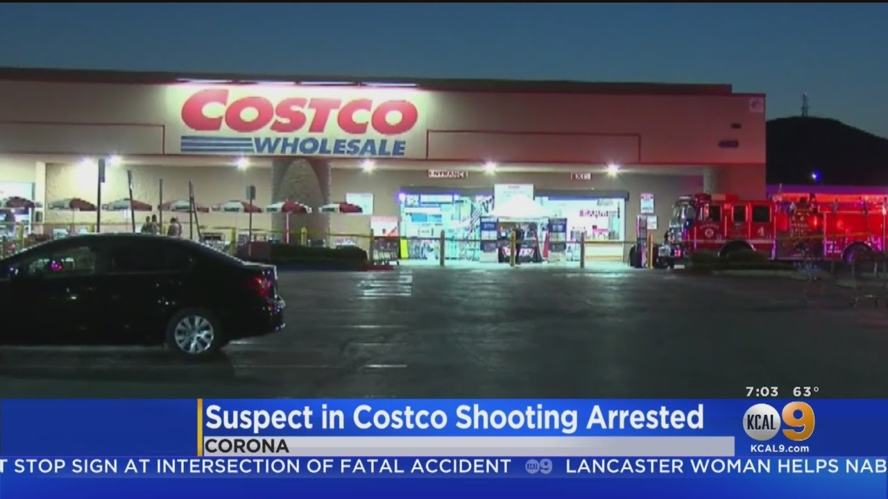 1 Dead, 3 Wounded In Costco Shooting